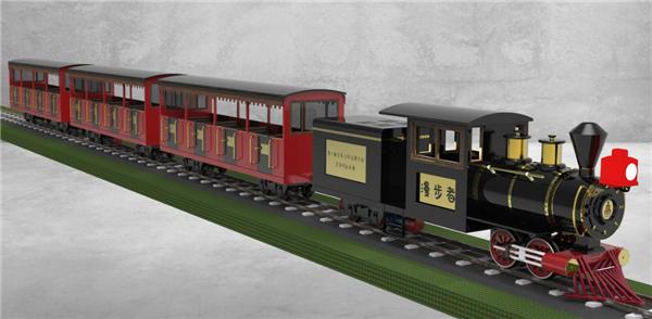 山地小火车
