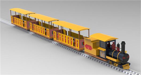齿轨登山列车